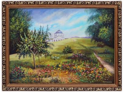 Запах летних душистых трав (Качановка )