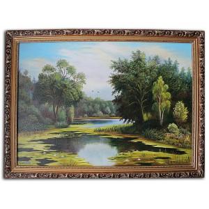 Чернигов, речка Стрижень
