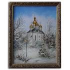 Екатерининская церковь , Зима