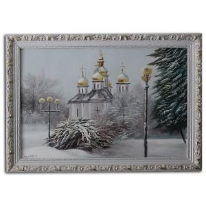 Зимняя церковь Чернигов