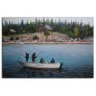 Рибалка в Канаде на Озере