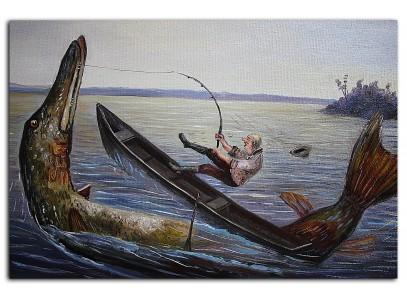 Ловля щуки ( Рыбак)