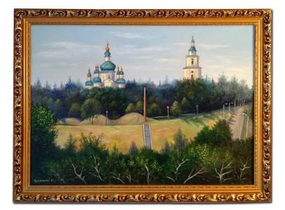 Вид Чернигова